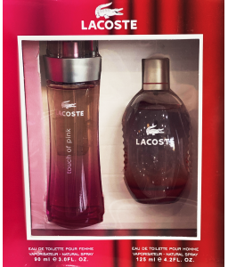 Lacoste Gift Set For a Couple